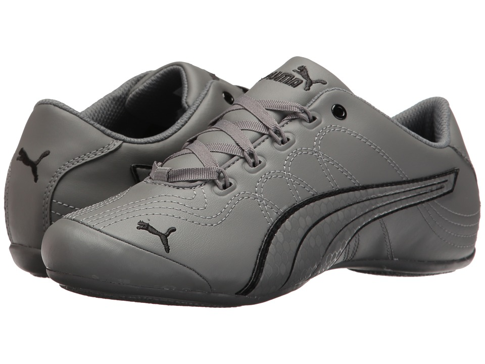PUMA - Soleil v2 Comfort Fun (Quiet Shade/Quiet Shade) Women's Shoes