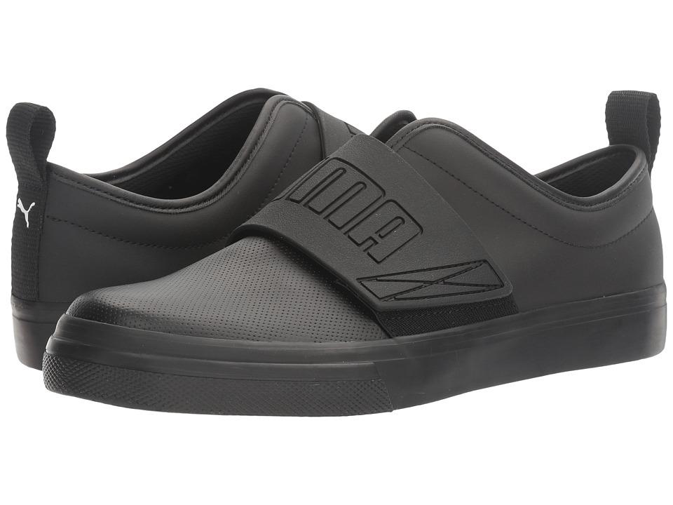PUMA - EL Rey Fun (Puma Black/Puma Black) Men's Shoes