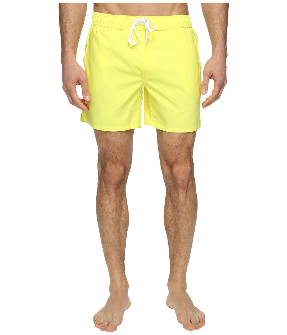2(X)IST - Hampton (Lemon Tonic New) Men's Swimwear