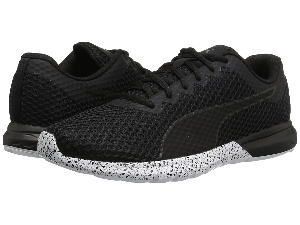 PUMA - Vigor Mono (Puma Black/Quiet Shade) Men's Shoes