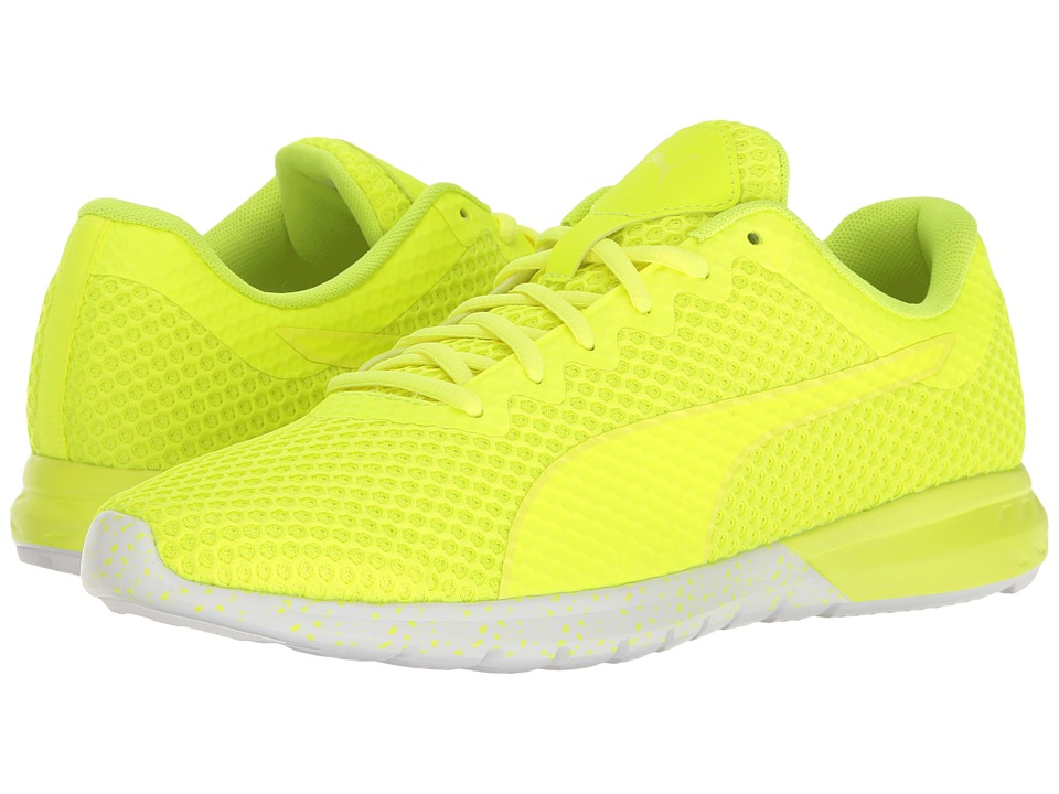 PUMA - Vigor Mono (Safety Yellow) Men's Shoes