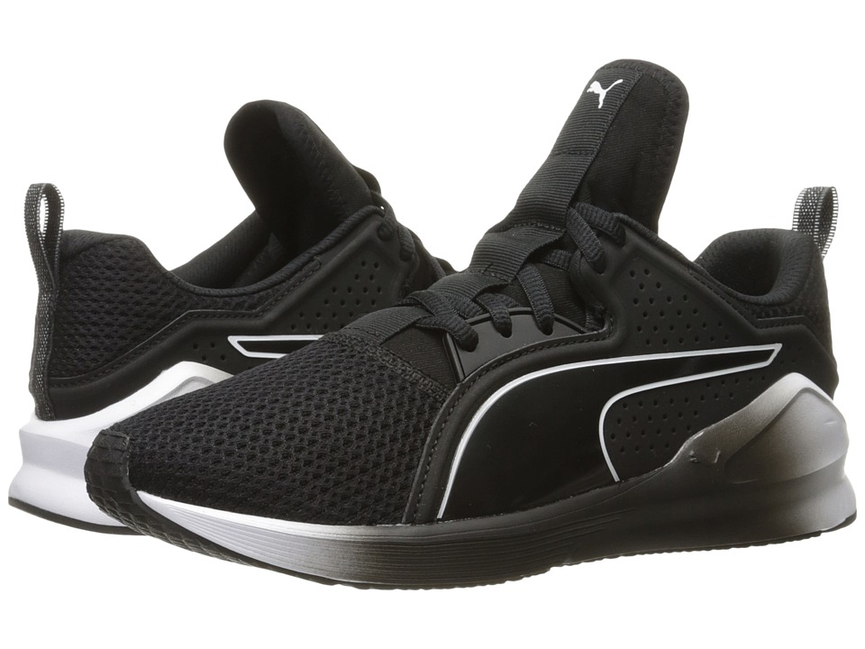 PUMA - Fierce Lace (Puma Black/Puma White) Women's Shoes