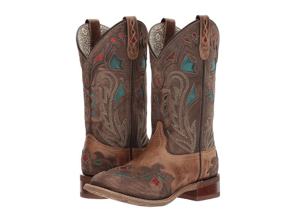 Laredo Laura (Tan) Cowboy Boots