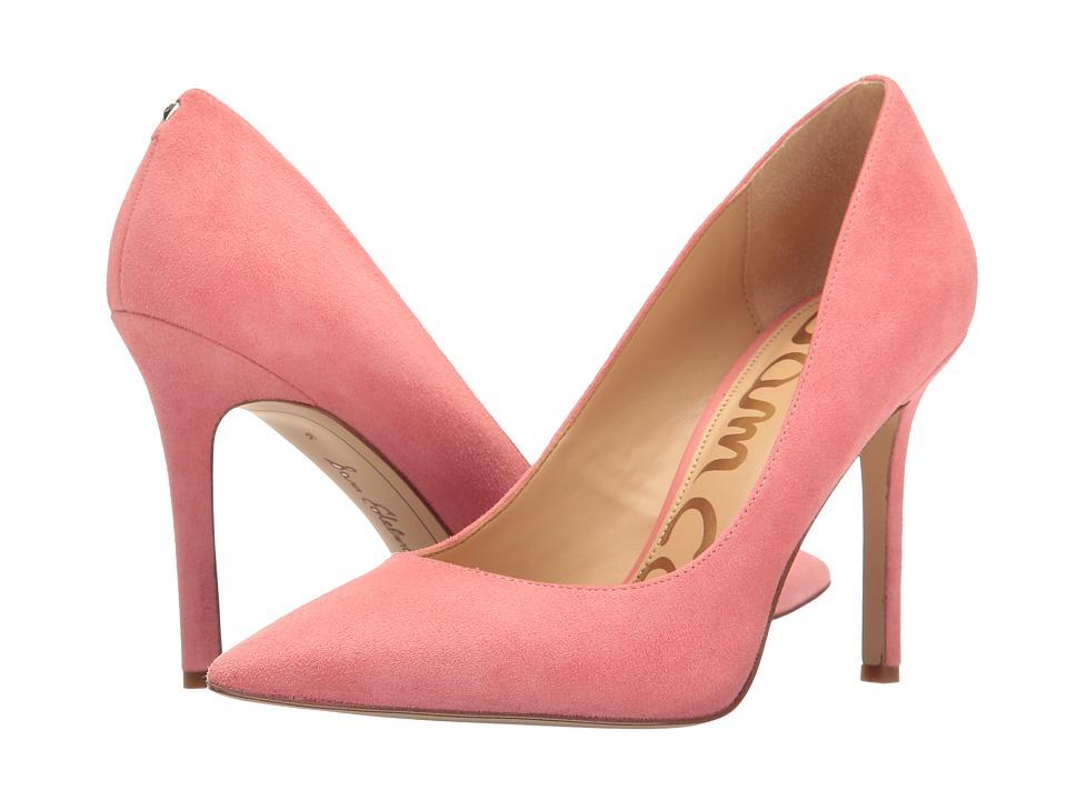 Sam Edelman - Hazel (Sugar Pink Kid Suede Leather) Women's Shoes