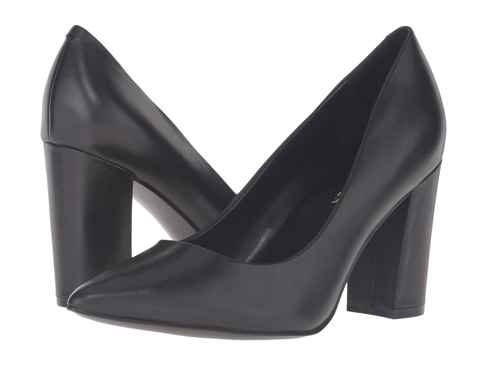 Marc Fisher - Daniela (Black Leather) Women's Shoes