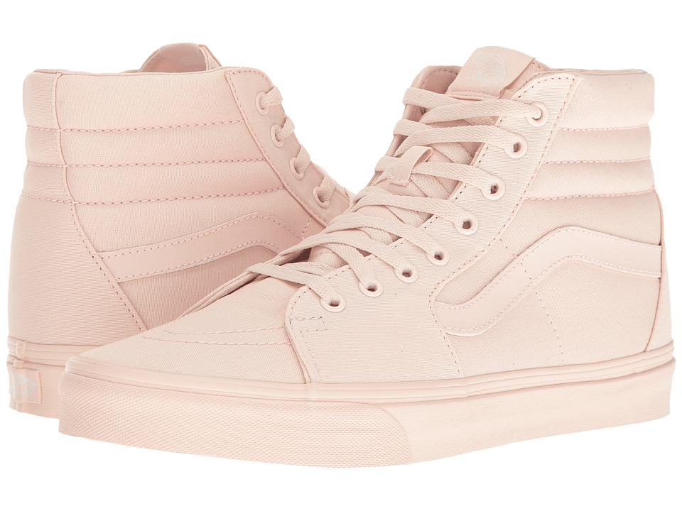 Vans SK8-Hitm ((Mono Canvas) Peach Blush) Skate Shoes