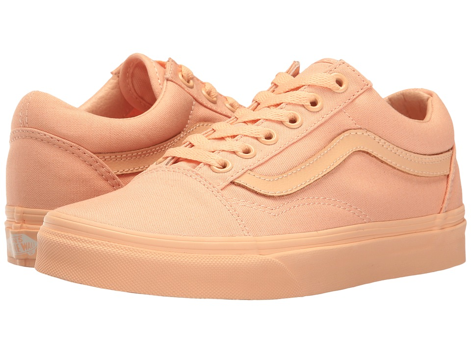 Vans - Old Skooltm ((Mono Canvas) Apricot Ice) Skate Shoes