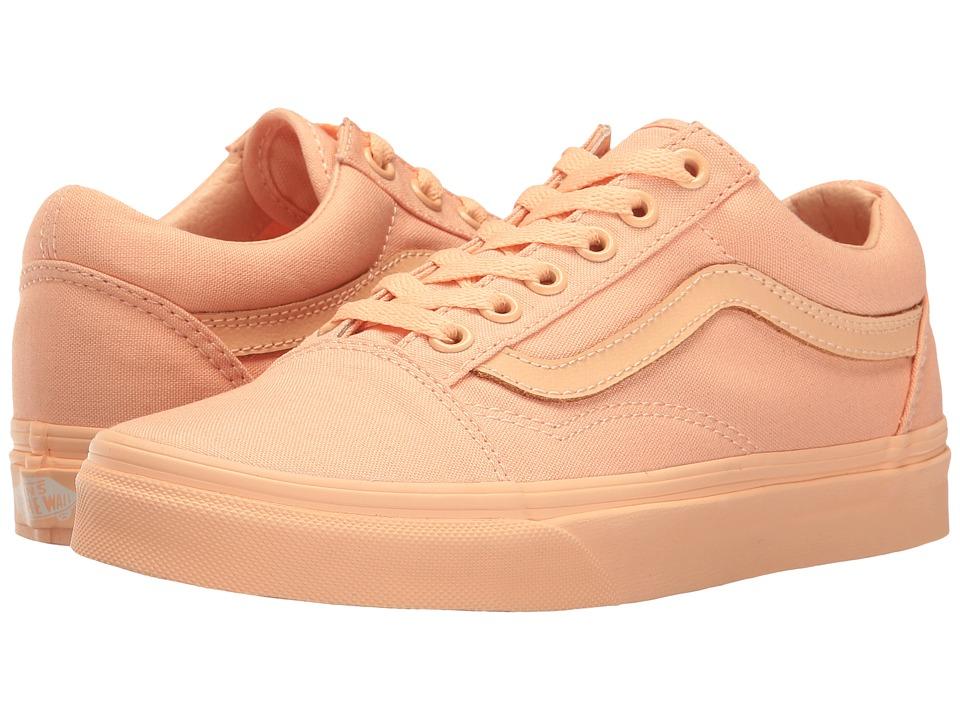 Vans - Old Skooltm ((Mono Canvas) Apricot Ice) Skate Shoes
