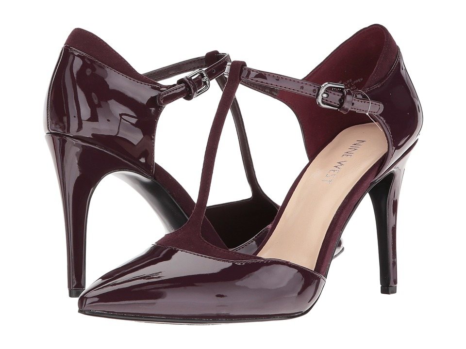Nine West - Toujours (Dark Wine/Dark Wine) Women's Shoes