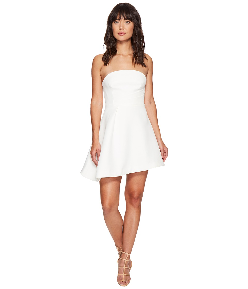 KEEPSAKE THE LABEL - Lights Out Mini Dress (Ivory) Women's Dress