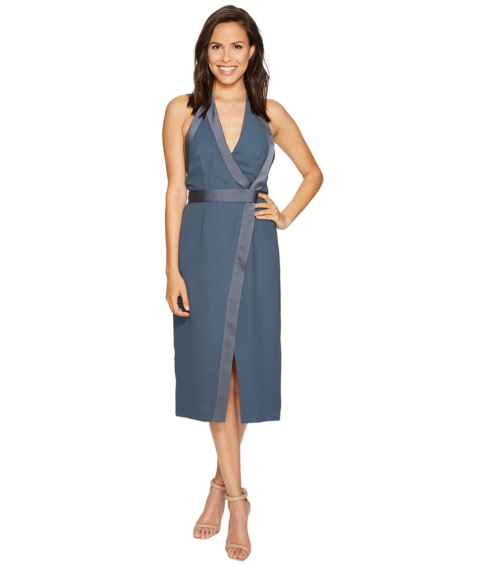 KEEPSAKE THE LABEL - Modern Things Dress (Navy) Women's Dress