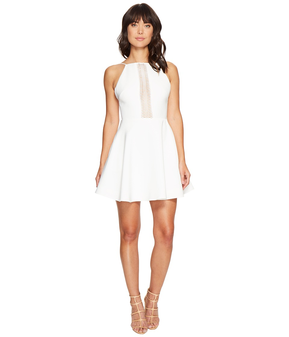KEEPSAKE THE LABEL Do It Right Mini Dress (Ivory) Women