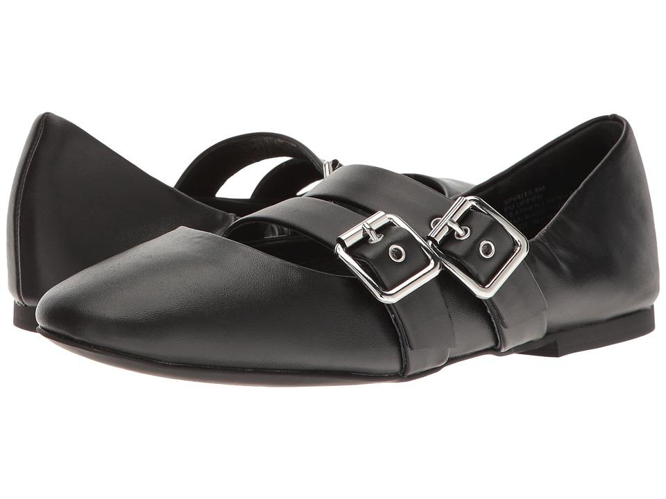 Steve Madden - Spirits (Black) Women's Shoes