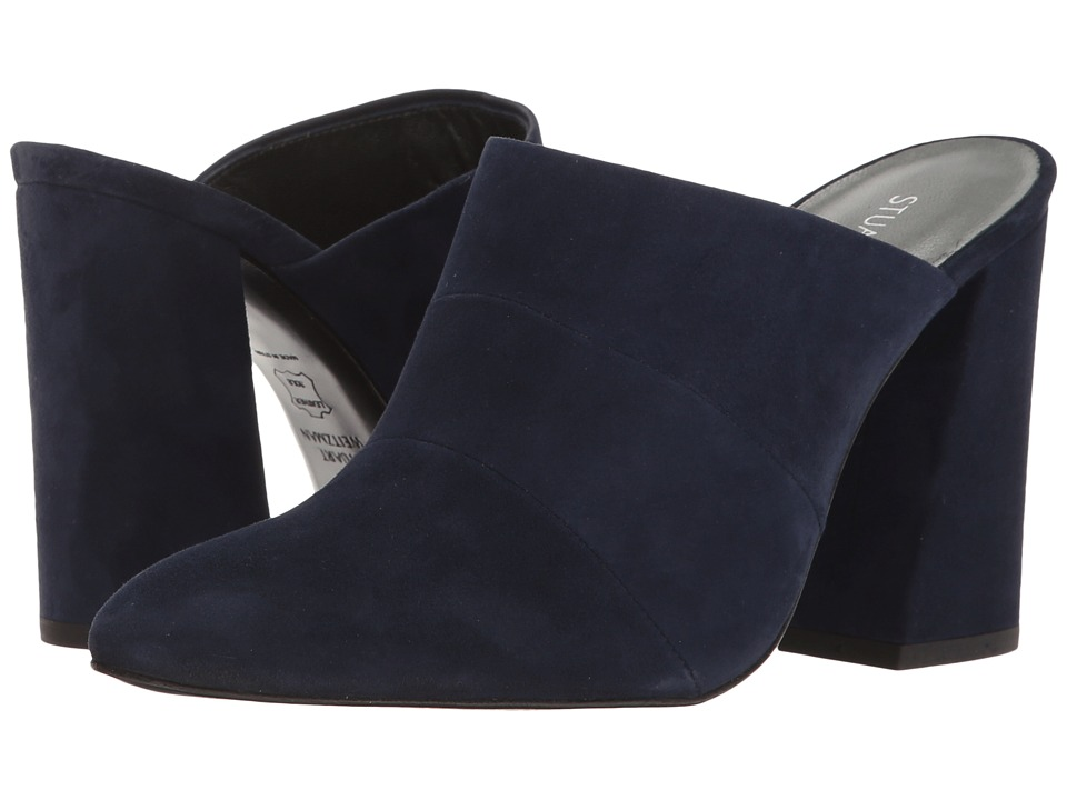 Stuart Weitzman - Followup (Nice Blue Suede) Women's Shoes