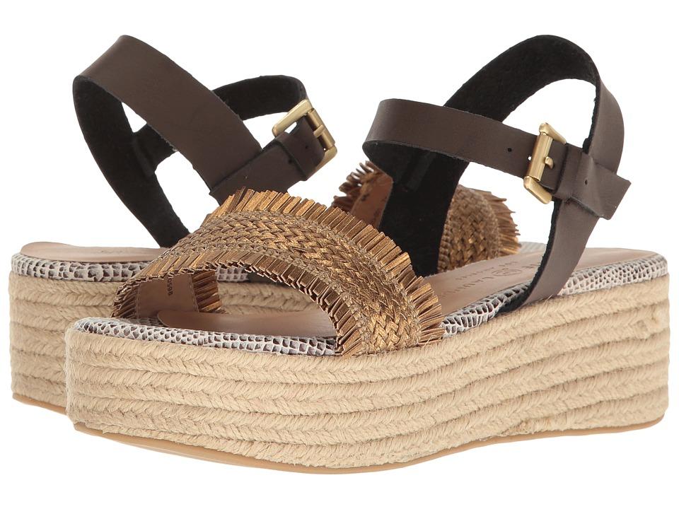 Chinese Laundry - Ziba (Brown/Bronze Woven) Women's Sandals