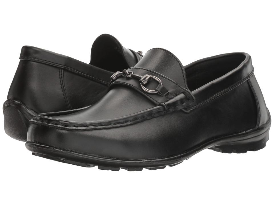 Deer Stags Kids - Latch (Little Kid/Big Kid) (Black) Boy's Shoes