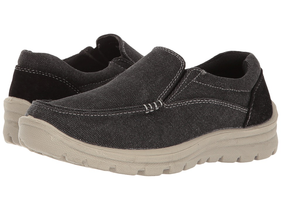Deer Stags Kids - Alvin (Little Kid/Big Kid) (Black) Boy's Shoes