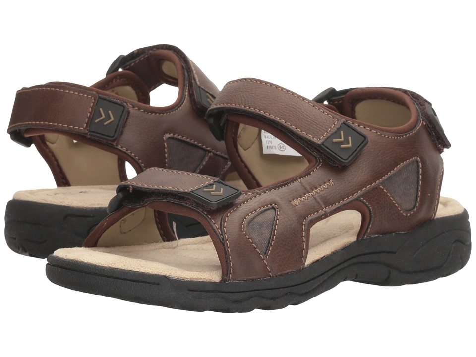 Deer Stags Kids - Bait (Little Kid/Big Kid) (Brown) Boy's Shoes