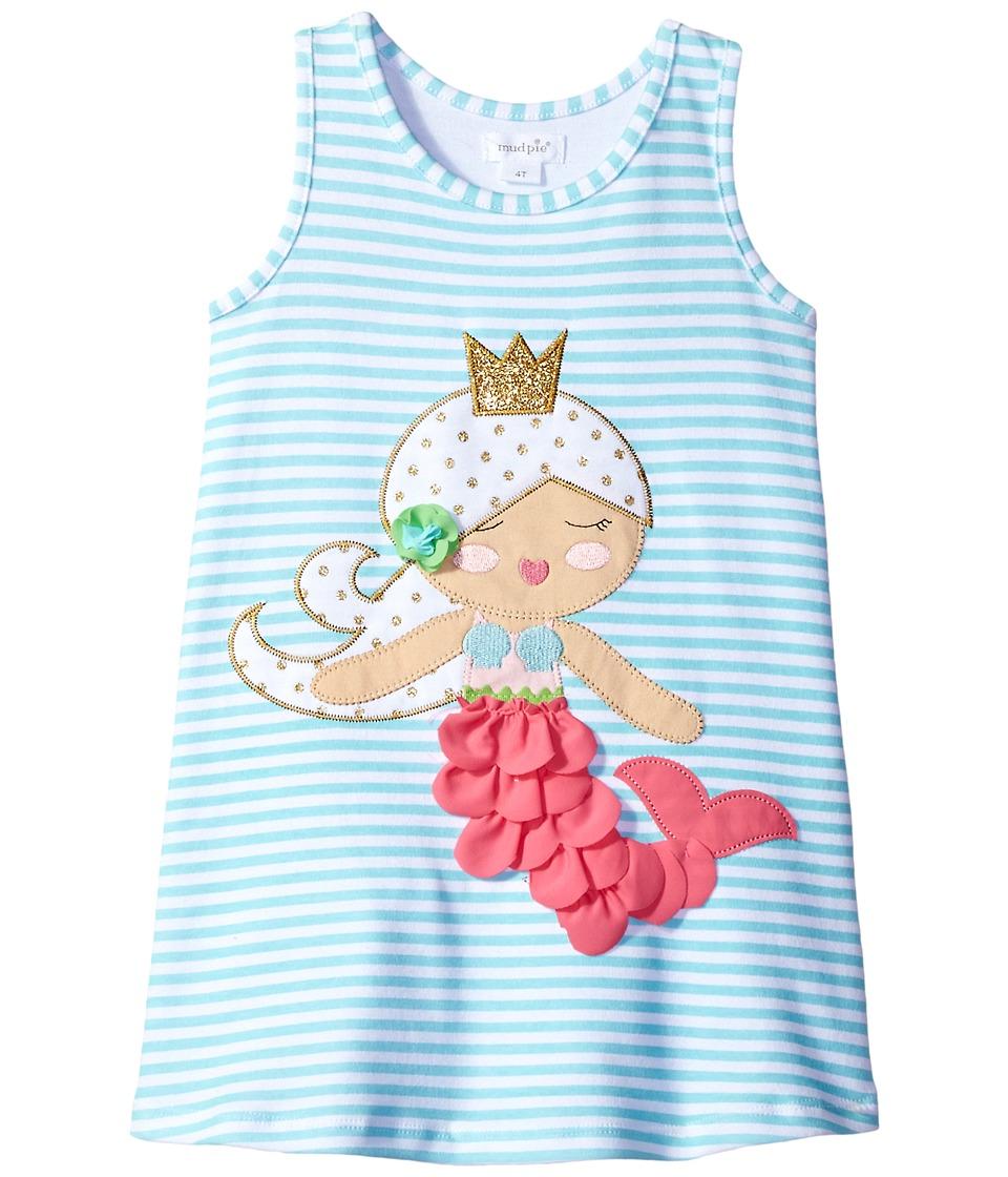 Mud Pie - Mermaid Dress (Infant) (Pink) Girl's Dress