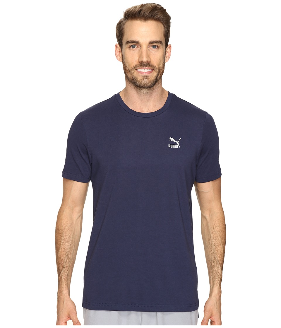 PUMA - Evo Core Tee (Peacoat) Men's T Shirt