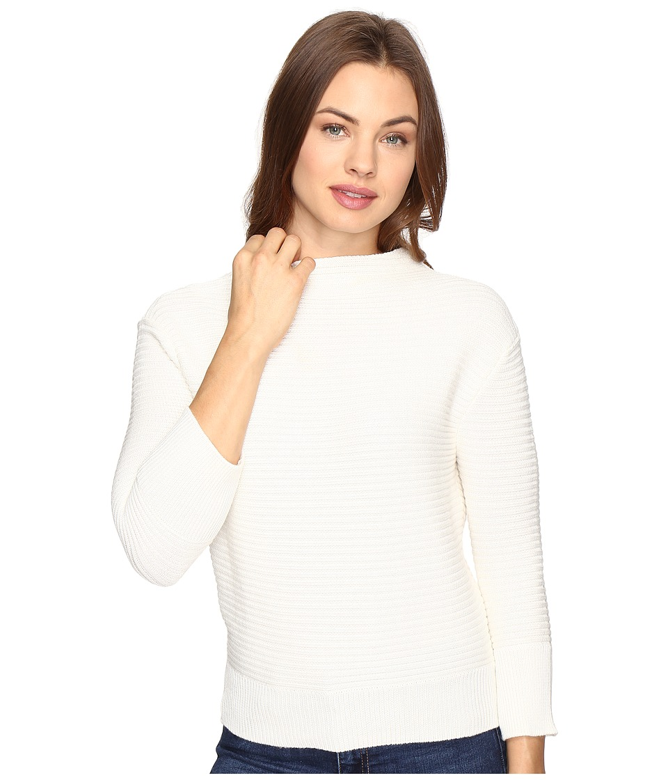 AG Adriano Goldschmied - Clove Sweater (Powder White) Women's Sweater