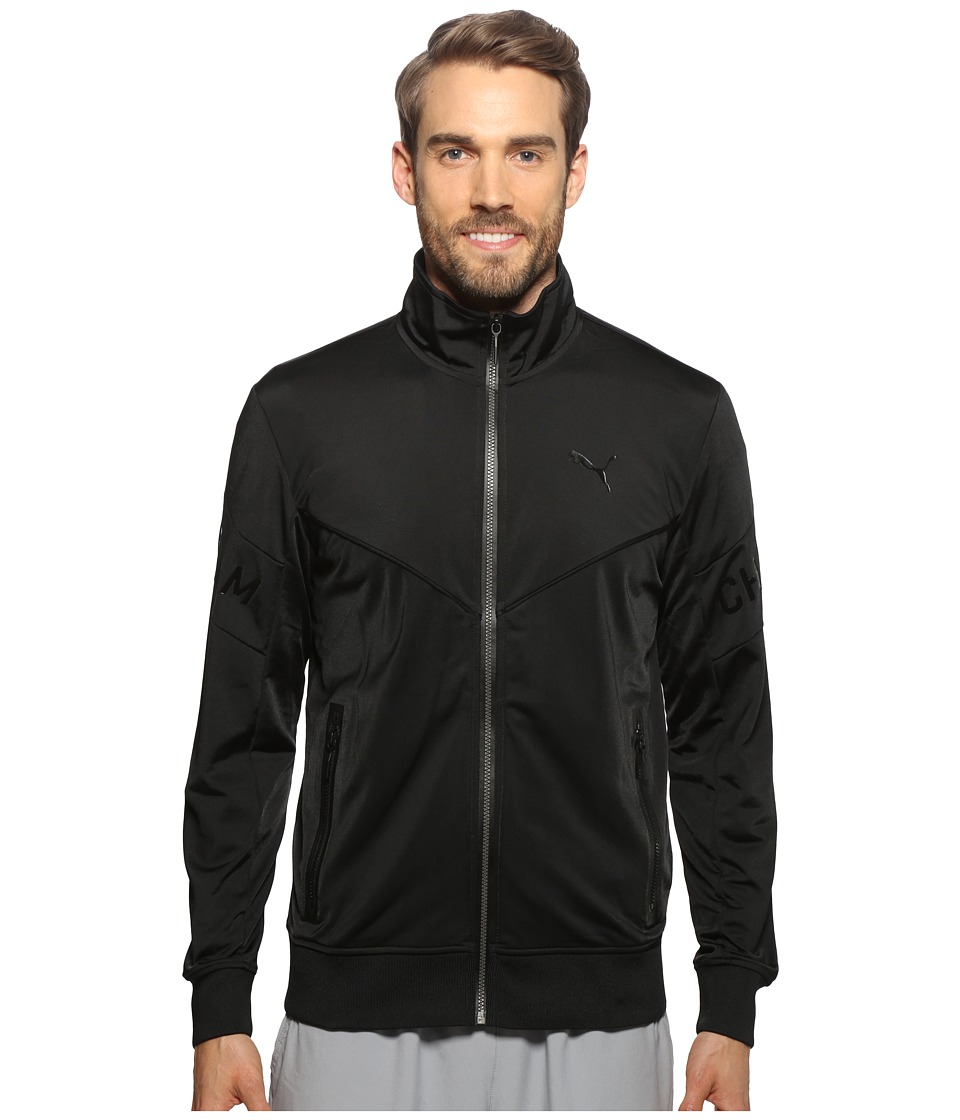 PUMA - Meek Icon Jacket (Black) Men's Coat