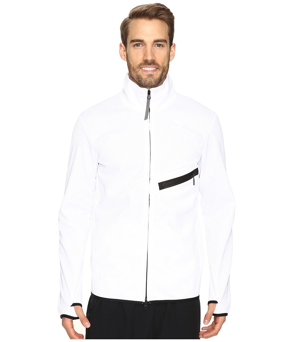 PUMA - Evo Jacket (White) Men's Coat