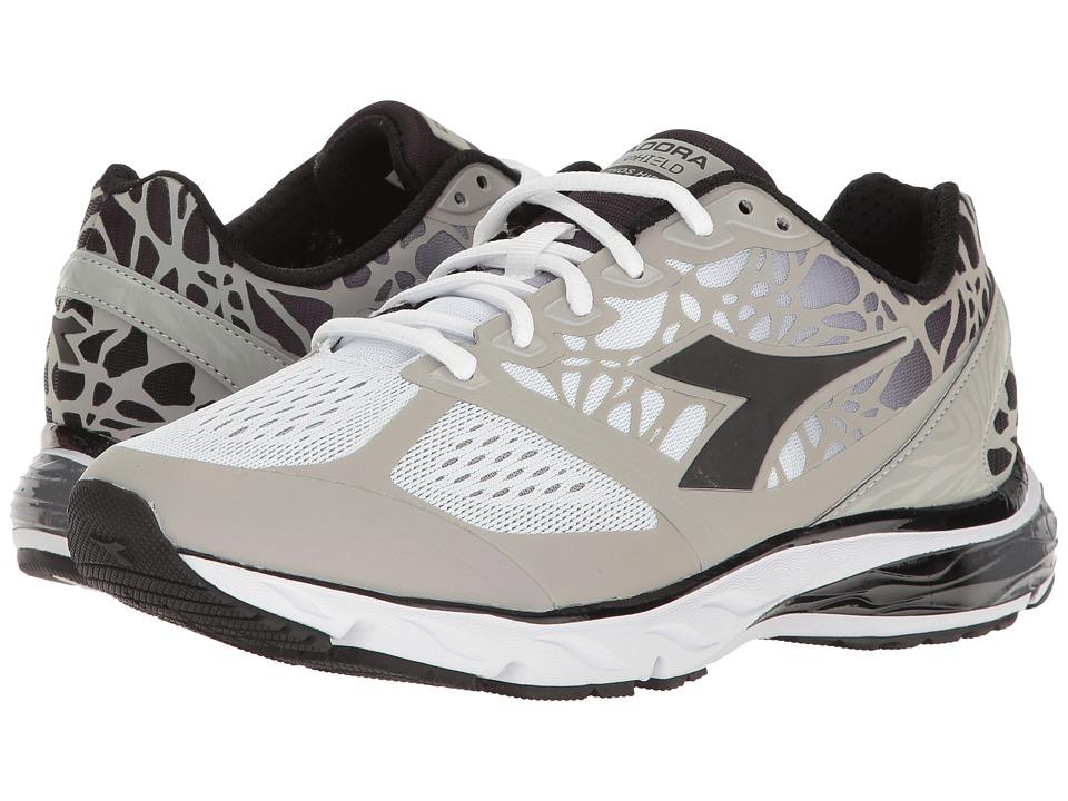 Diadora - Mythos Blushield Hip (Optical White/Black) Women's Shoes