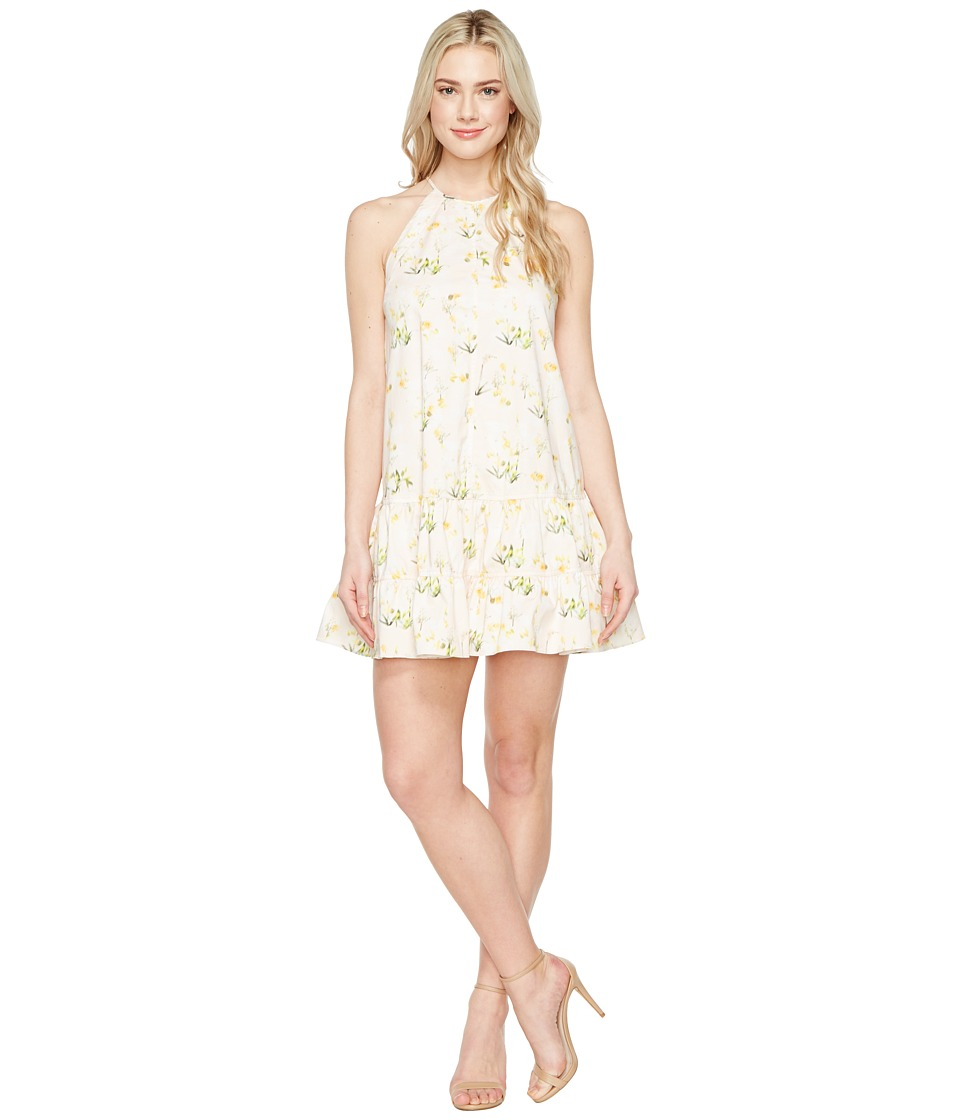 Rebecca Taylor - Sleeveless Firefly Tank Dress (Ballet Combo) Women's Dress