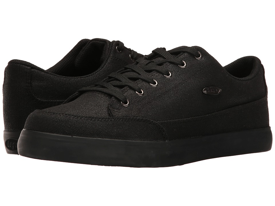 Lugz - Colony CC (Black) Men's Shoes