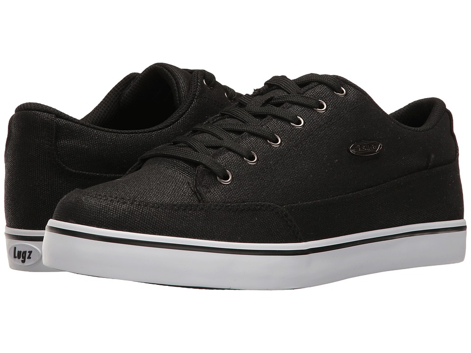 Lugz Colony CC (Black/White) Men