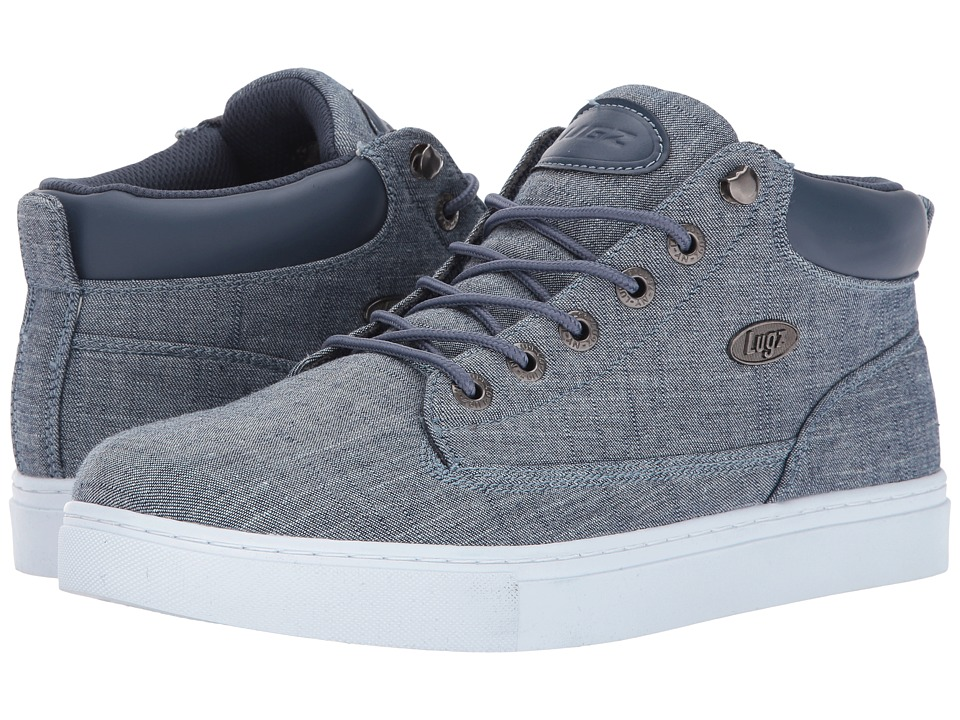 Lugz Gypsum (Navy/White) Men