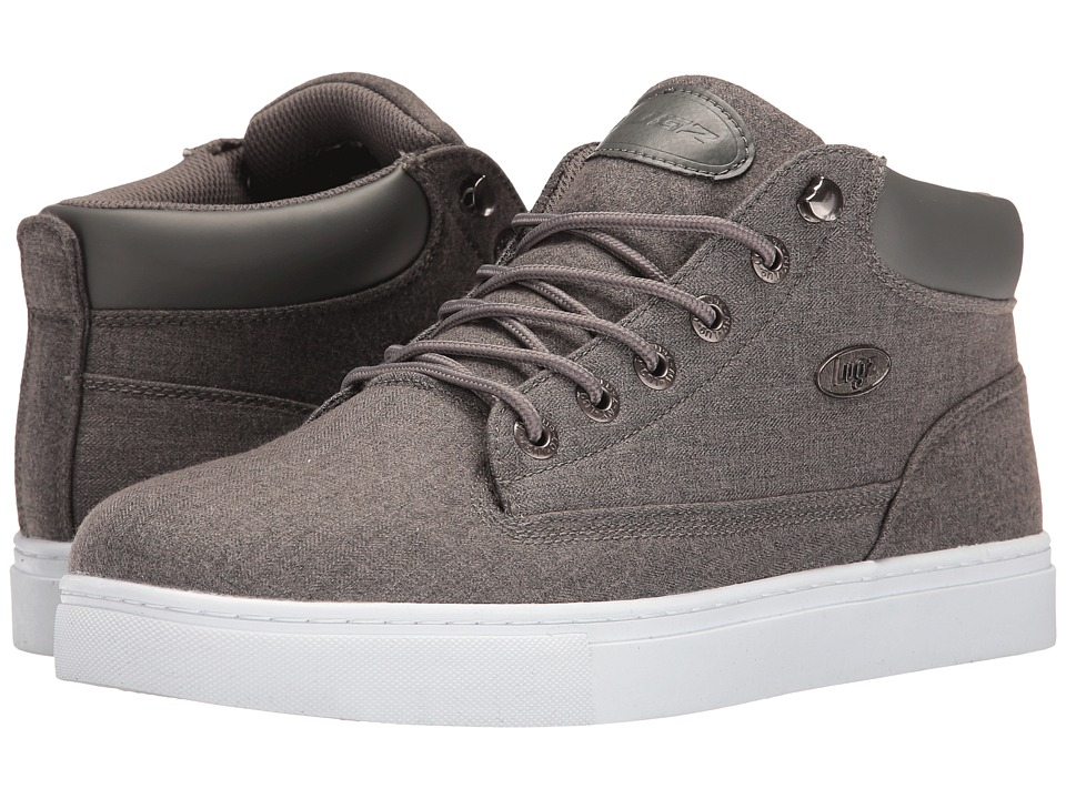 Lugz Gypsum (Grey/White) Men