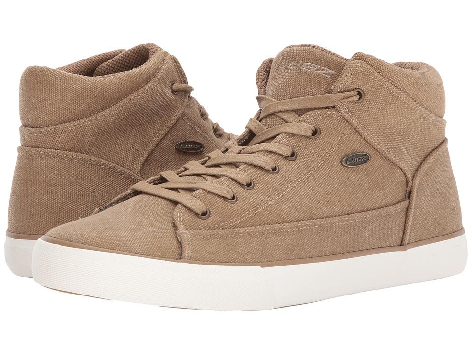 Lugz - Scepter (Golden Tan/White/Gum) Men's Shoes