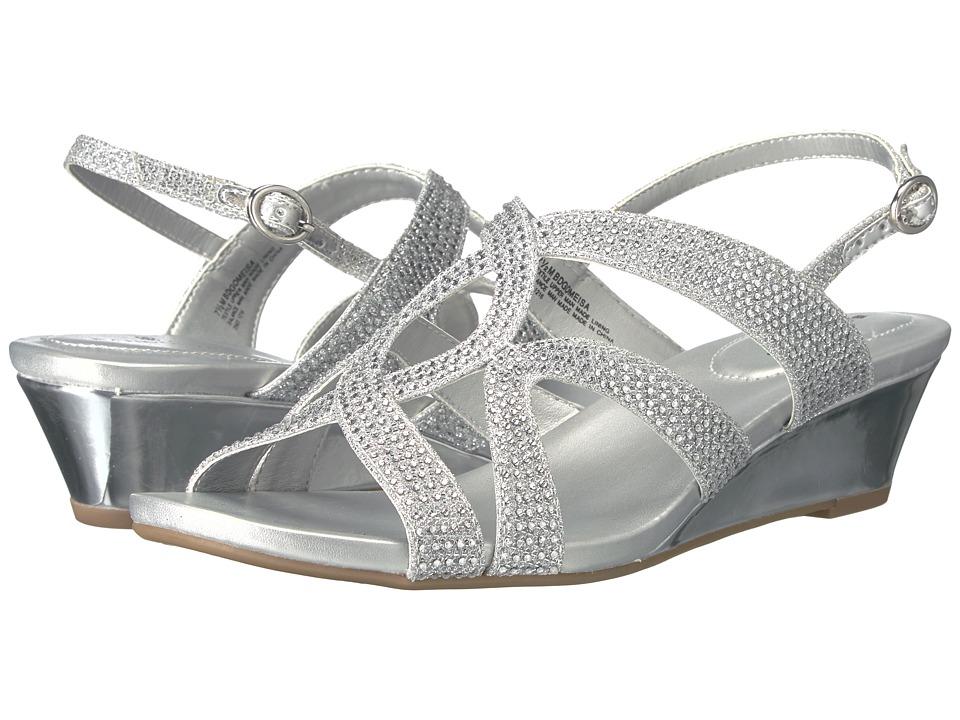 Bandolino Gomeisa (Silver Glamour Material) Women