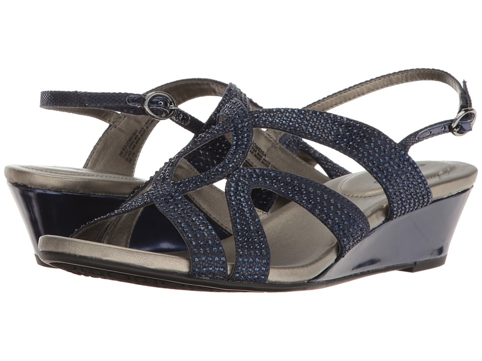 Bandolino - Gomeisa (Navy Twilight Fabric) Women's Shoes