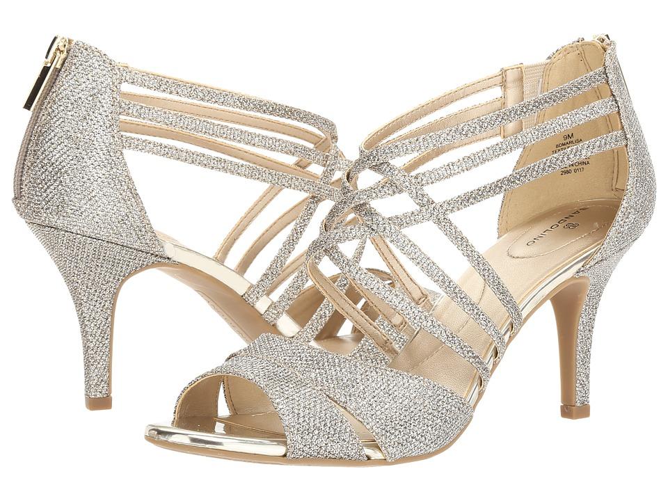 Bandolino Marlisa (Gold Glamour Material) Women