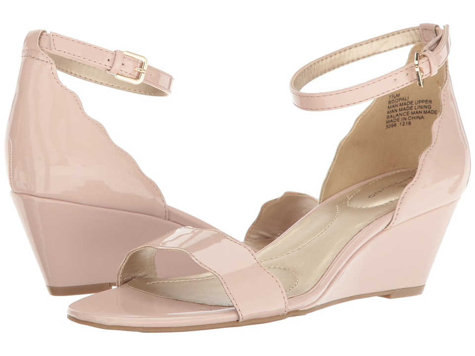 Bandolino - Opali (Dusty Pink Patent Super Soft Patent Synthetic) Women's Shoes