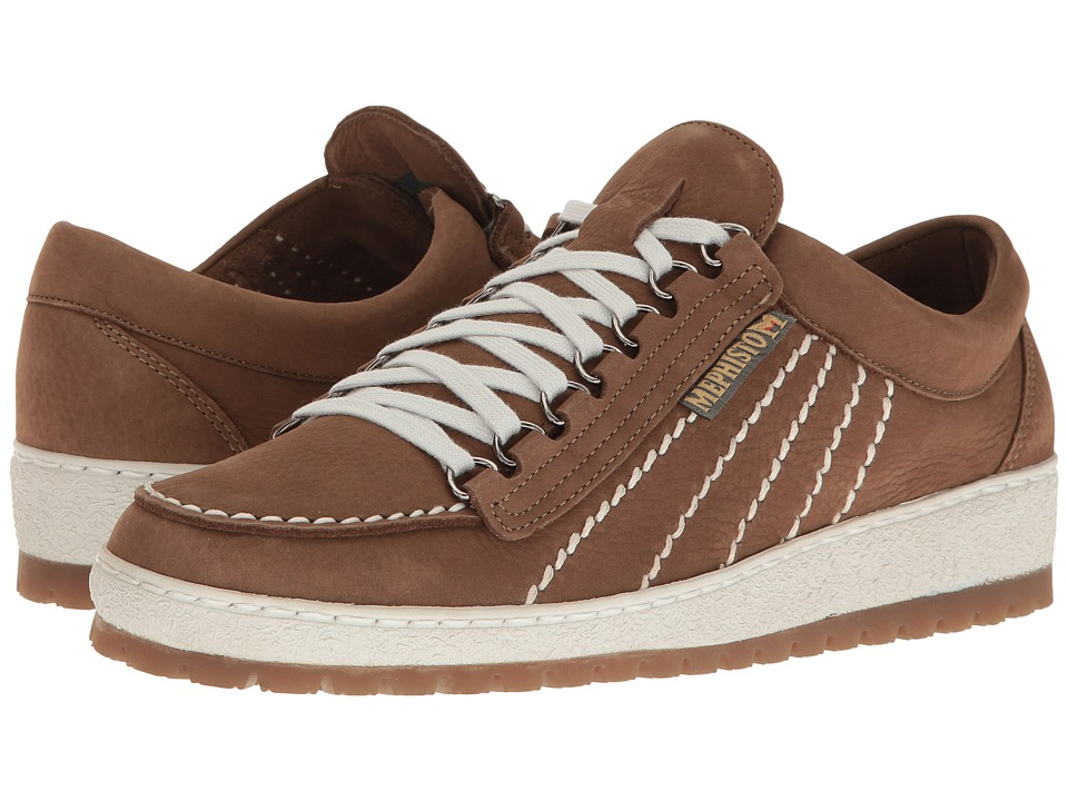 Mephisto Rainbow (Dark Taupe Sportbuck/Honey) Men's Shoes