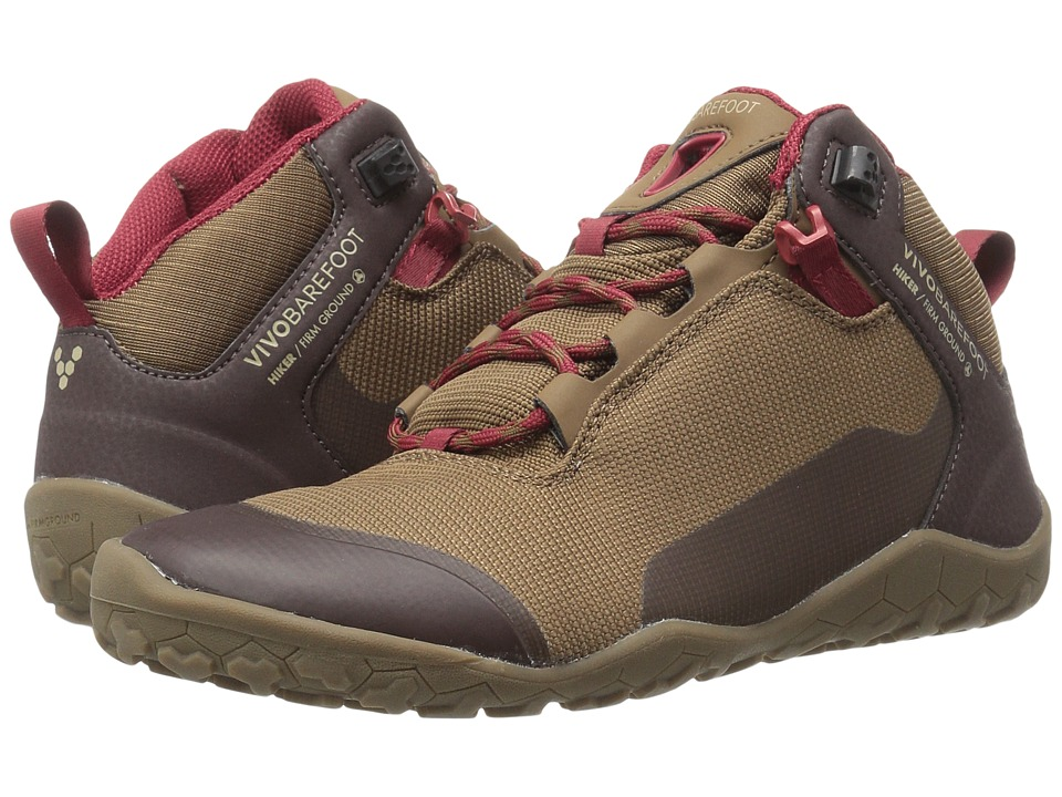 Vivobarefoot - Hiker L FG (Dark Brown) Women's Shoes