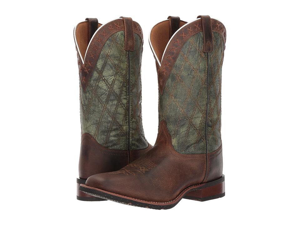 Laredo Trent (Brown) Cowboy Boots