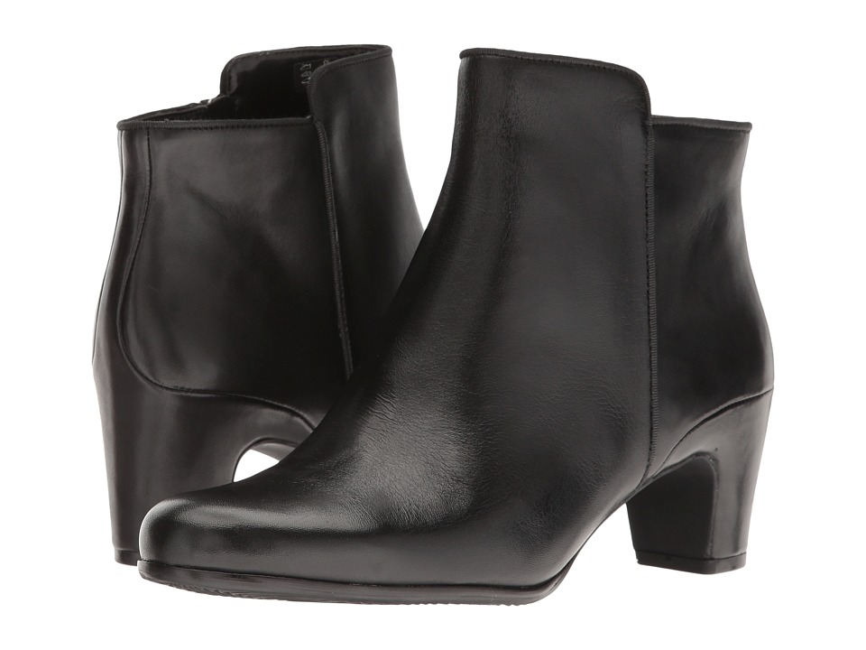 ECCO Alliston (Black Sedan) Women