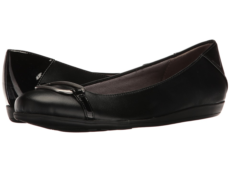 LifeStride - Clyde (Black) Women's Shoes