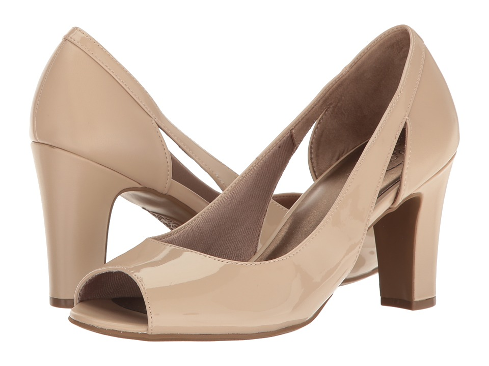 LifeStride - Connect (Taupe) Women's Shoes