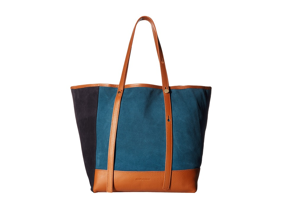 See by Chloe - Andi Tote Bag (Peacock) Tote Handbags