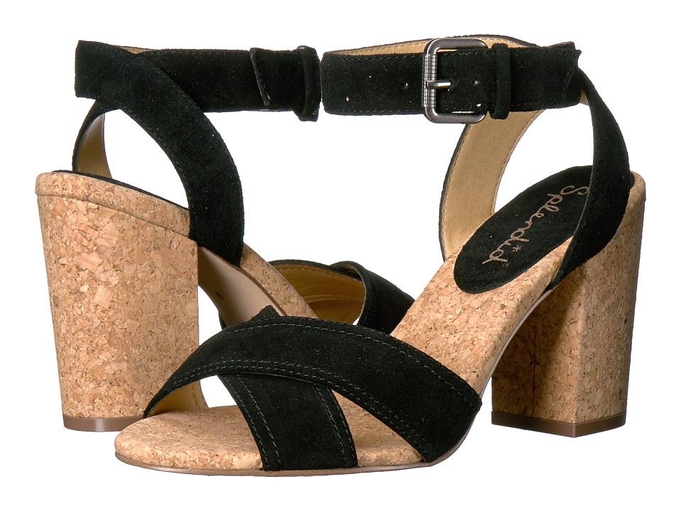 Splendid - Birdie (Black) Women's Shoes