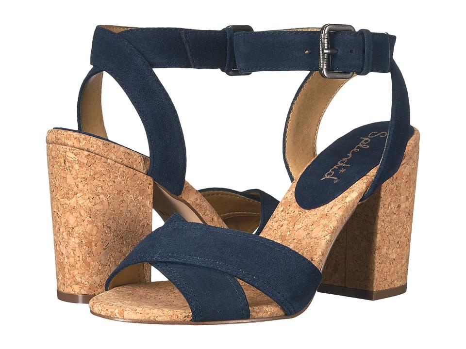 Splendid - Birdie (Navy) Women's Shoes