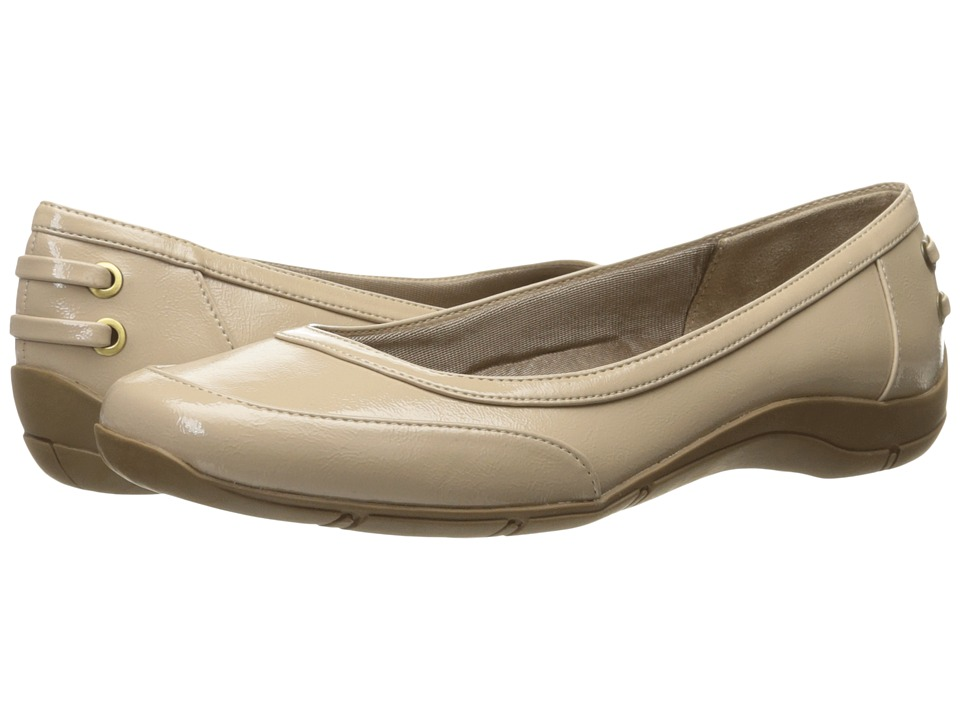 LifeStride - Doit (Taupe) Women's Shoes