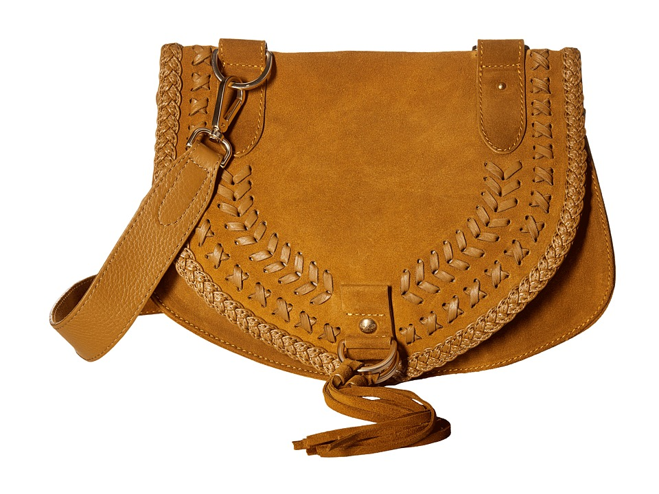 See by Chloe - Collins Medium Messenger (Passito) Messenger Bags