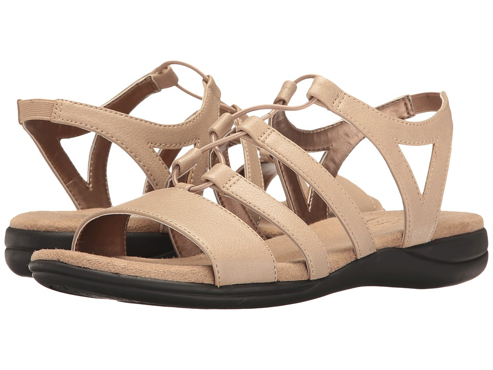 LifeStride - Eleanora (Taupe) Women's Shoes